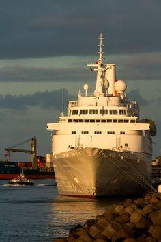 navio de cruzeiros Boudicca