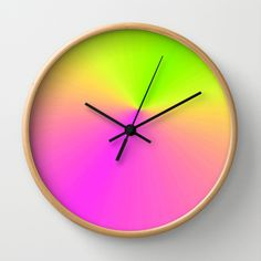 Re-Created  Pt. EIGHT Wall Clock by Robert S. Lee - $30.00