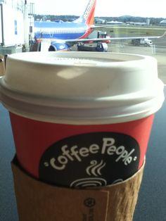 I heart Coffee People! I love Coffee People! Yummmm!