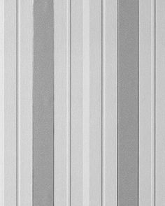 Papel pintado texturado diseño rayas gruesas EDEM 069-26 finas gris blanco gris claro plata glitter