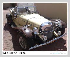 1928 MERCEDES-BENZ SSK REPLICA  classic car
