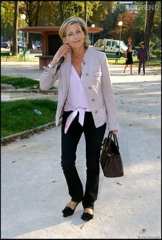 Claire CHAZAL, lovely summer streetstyle. Paris Style, cute outfit.