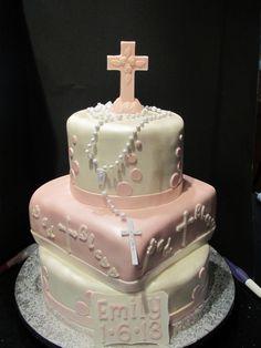 Baptisim / First Communion Cake