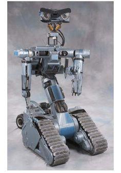 "Short Circuit - 1986  ""Number 5: Error. Grasshopper disassembled... Re-assemble!"""