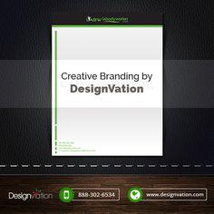 Stationary design for LABW. Get Your Stationary done today. Visit us: www.designvation.com #Stationary #Letterhead #marketing #design #Branding #DesignVation