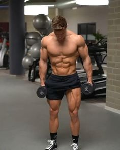Fitness Workouts, Abs And Cardio Workout, Gym Workouts For Men, Gym Workout Chart, Gym Workout Videos, Weight Training Workouts, Gym Workout For Beginners, Muscle Fitness, Fitness Man
