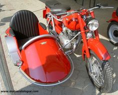 Alpino 200cc with Alpino Sidecar