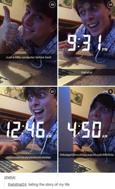 Lol, Thomas Sanders makes the most relatable things. Funny Quotes, Funny Memes, Jokes, Stupid Funny, The Funny, Funny Stuff, Random Stuff, Daily Funny, Photo Humour