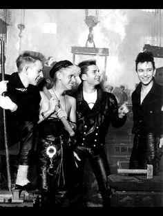 depeche mode Alan Wilder years