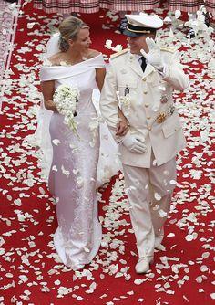 Prince Albert Of Monaco - Monaco Royal Wedding - The Religious Wedding Ceremony