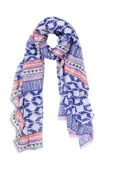 pascale print scarf 2