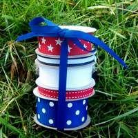 Ribbon And Bows Oh My! #football #ribbon #RABOM