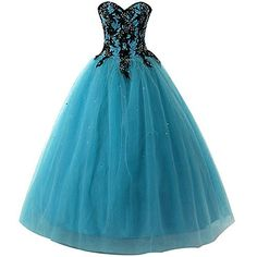 017adfb683 Vivi Women s Sweetheart Ball Gown Tulle Quinceanera Dresses Prom Dress  Formal ZJ060