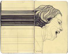Blog: Sketching in Series - Doodlers Anonymous