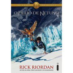 O Filho de Netuno - Os Heróis do Olimpo - Livro 2 - Rick Riordan - Por R$ 26,61