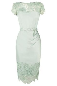 Karen Millen  Lace Sleeve - mother of the bride