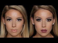 Day to Night Makeup! | LustreLux - YouTube