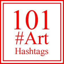 101 #Art Hashtags for Artists to Use in Social Media - Social Media is now an accepted and effective way for artists to brand, market and sell their artworks. The main goals for artists when marketing through social media are to increase their reach, create more traffic to their art website and display their art to new audiences... www.lightspacetime.com/newsletter/101-hashtags-for-artists-to-use-in-social-media/