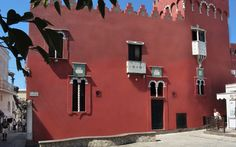 Red House - Anacapri