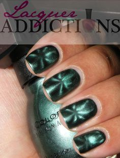 Sinful Colors- Force Field. Lacquer Addictions nail blog.