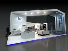 EXHIBIT DESIGN - AUTO SHOWS by Julieta Iele at Coroflot.com