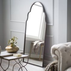 Uttermost Brayden Tall Arch Mirror - 30W x 60H in. | Ideas for the ...