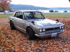 Datsun Skyline GT-R 1971