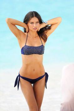 aa0af2f2c95e9 adriana lima hot bikini photoshoot Lima Model