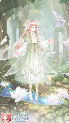 Nikki Love, Fairy Clothes, Anime Fairy, Drawing Clothes, Doll Repaint, Anime Outfits, Disney Cartoons, Dark Fantasy, Faeries