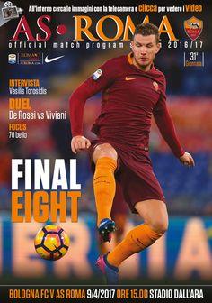 Avviciniamoci alla sfida del 31° turno di campionato in casa del Bologna, sfogliando le pagine del nostro Match Program ufficiale...