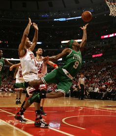 Rajon Rondo - USA - Sports Pictures of the Week - May 4, 2009