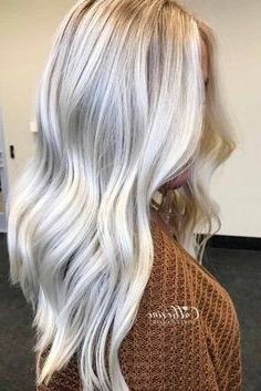 50 Long Blonde Hair Color Ideas in Many of us wondered that at some point we would look like athlete blonde tresses. Don't worry here we have prepared a list of yellow color ideas to he…, Long Blonde Hair Color Cool Blonde Hair, Brown Blonde Hair, Platinum Blonde Hair, Cool Hair Color, Platinum Blonde Highlights, Light Hair Colors, Toning Blonde Hair, Silver Platinum Hair, Light Blonde Hair