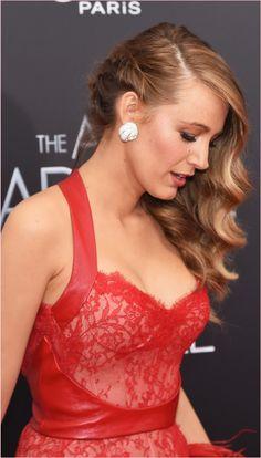"BLAKE LIVELY NA PREMIÈRE DE ""THE AGE OF ADALINE"" - Fashionismo"