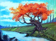 """@Behance projeme göz atın: """"tree"""" https://www.behance.net/gallery/57461583/tree"""
