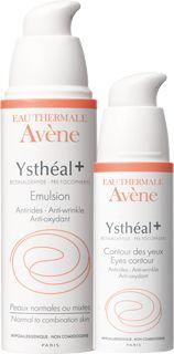 Ysthéal+ crema per pelli secche   Avene Applicare la sera