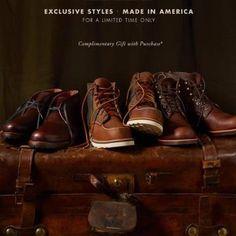Redwing boots... Keeping it classy. www.redwingheritage.com