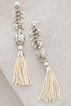 Eoli Fringe Earrings