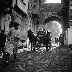 Şehzadebaşı 1958 Ara Güler