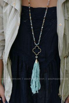 Plumette Necklace