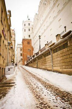 #Szczecin #Winter