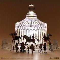 Voyage Extraordinaire dans le Monde Miniature de lOrdinaire