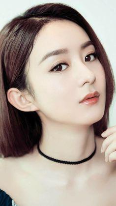 Zhao Li Ying Pretty Asian, Beautiful Asian Girls, Korean Beauty, Asian Beauty, Princess Agents, Zhao Li Ying, Best Portraits, Chinese Actress, Wedding Makeup