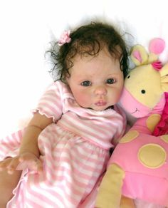 REBORN CHANEL BY DONNA RUBERT & LULLABY LAKE SWEETEST BABY GIRL FOR A VALENTINE | eBay