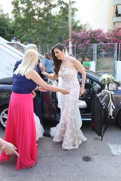 Η πανέμορφη νυφούλα μας!!! Wedding Events, Formal Dresses, Fashion, Dresses For Formal, Moda, Formal Gowns, Fashion Styles, Formal Dress, Gowns