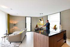 Prvý európsky 3D dom na prenájom už má nájomníkov - Akčné ženy 3d Printed House, Printed Concrete, Unique House Design, The Future Is Now, Eindhoven, What Is Like, Pavilion, Modern Architecture, Netherlands