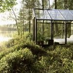 Modular Greenhouse/Storage Shed Combination Brings Nature a Step Closer