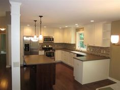 find this pin and more on kitchen design idea recessed lighting - Kitchen Recessed Lighting Ideas