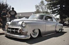 53 bel air bagged - Google Search