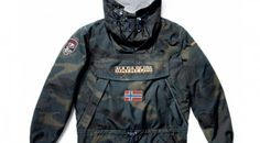 Veste camouflage Napapijri