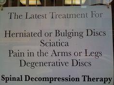 Naturally repair bulging disc